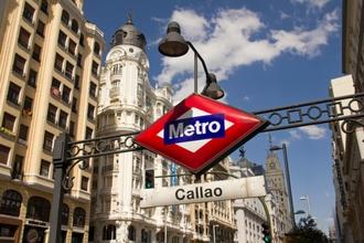 public transport in Madrid