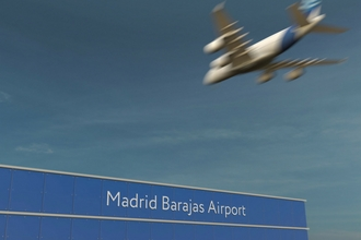 How to get from Madrid airport to the city center