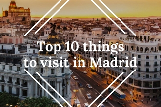 Top 10 things to visit and to do in Madrid