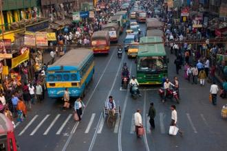 Travel around India on local transport
