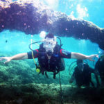 Benidorm underwater caves
