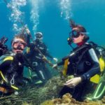 Murcia underwater
