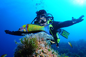Scuba Diving in Costa Blanca