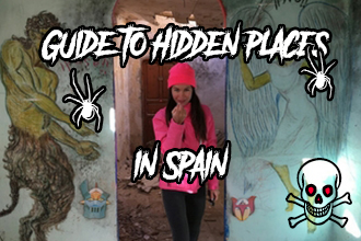 guide to hidden places in Spain