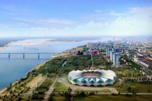 volgograd arena stadium