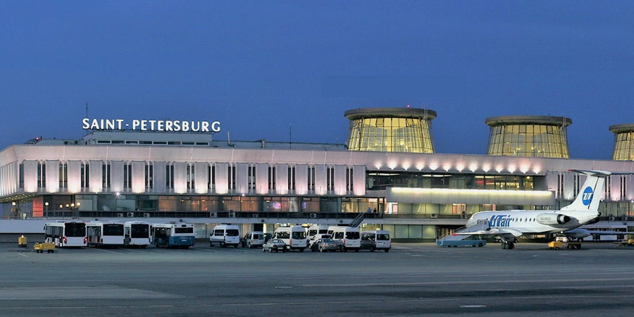 How to get to Pulkovo airport
