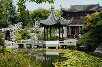 chinese garden of friendship, st petersburg