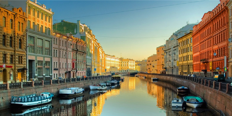 saint petersburg travel guide